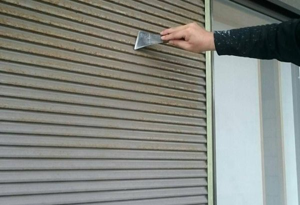 静岡県裾野市 外壁塗装 屋根塗装 付帯部塗装 下地処理 ケレン作業