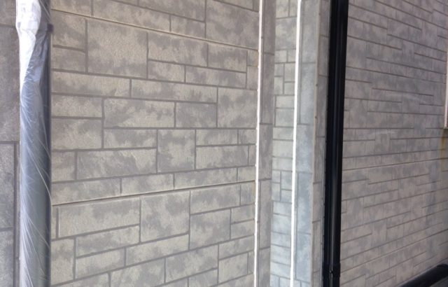 静岡県 御殿場市 外壁塗装 外壁補修工事 シーリングの画像